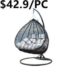 余暇屋外水低下の振動卵のハングの椅子