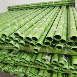 Mais de 20 anos usando plástico vida bambu Verde decoração pólo