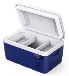 2021 풀 플라스틱 하우징 외형 이동식 12V 컴프레서 차량용 냉동고