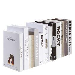 Kpの本のGucciの装飾の本を飾る室内装飾のための卸し売り高品質デザイナー本