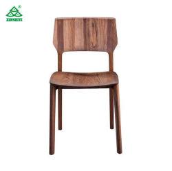 Qualitäts-hölzerne Freizeit-Stuhl-Form-Art