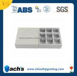 Water Drainage를 위한 모래로 덮인 Covered FRP/Fiberglass Grating 또는 Checker Plate