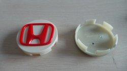 Centre de roue de voiture en ABS blanc les chapeaux de moyeu capot décoratif