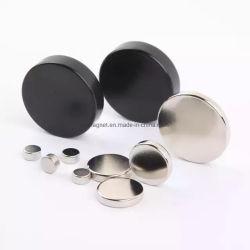 Seltene Massen-permanente Neodym-Platten-Block-Form-überzogene schwarze Epoxidmagneten