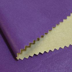 Prenda de cuero artificial 0,4mm de cuero de cuero de imitación para chaqueta de cuero de imitación - Comprar chaqueta de cuero de imitación de cuero artificial para chaqueta