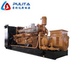 有名なブランドのJichaiエンジンのBiogasの発電機1MW販売のためのほとんどの競争価格
