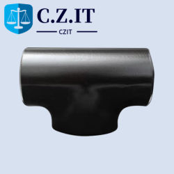 Dn450 Sch40 Reta perfeita de aço carbono ETE
