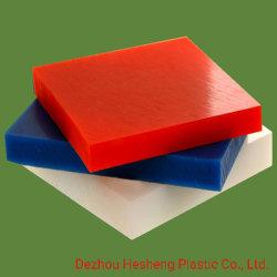 De colores, blanco polar de HDPE Extrusión de lámina de plástico de polietileno HDPE Hoja