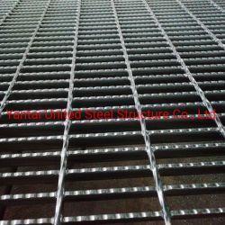 Las plataformas de proyectos industriales Rejilla de acero Rejilla Webforge Rejilla de acero galvanizado Pasarela Precio /los tablones de la barra de acero rejilla /Tamaño personalizado de rejilla de acero de metal
