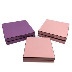 Haut de gamme de papier de soie violette envie d'emballage pour cadeau