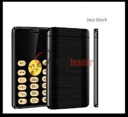"""1.3 de """" vierling-Band van de Duim MiniGSM van de Kaart Mobiele Telefoon met Dubbel Kaart SIM en Ce (Q8)"""