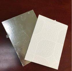 Barato preço limite à prova de placa de teto de gesso de Construção de parede