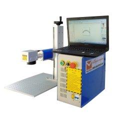중국 전자총 표하기 기계 또는 금속 조각 Machin 또는 알루미늄 표하기 기계 또는 소형 섬유 Laser