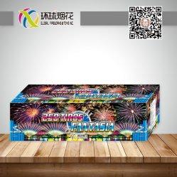 Gfcc20250-ISM4010-0.8inch 250tiros 환상곡 옥외 소비자 1.4G Un0336 Tortas 케이크 조명신호탄 1.4G 중국 불꽃 놀이 Fuegos Artificiales