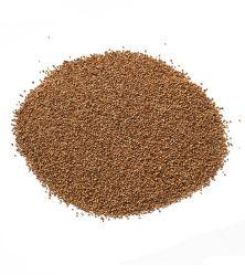 Material abrasivo de cáscara de nuez de gránulo material filtrante (XG-WS-001).
