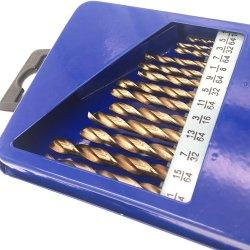 13 Pièces Cobalt Foret en acier à haute vitesse définie