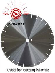 절단용 전문 레이저 용접 300-450mm 톱 블레이드 보강 콘크리트