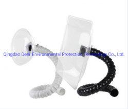 Auto-suporte dos tubos flexíveis de bambu/PP/plástico do Braço de extracção de fumos de Aspiração