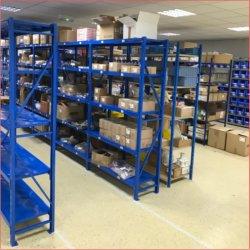 Personnalisation étagère de rangement en métal avec plateau en acier Multi-Layers réglable