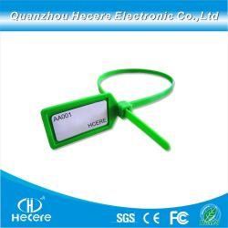 Prix d'usine personnalisés Ntag NFC jetables213 attache de câble en nylon tag RFID