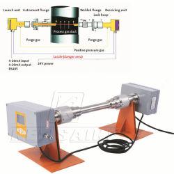 Tdlas Co, NH3, CH4 láser de análisis de gases para la metalurgia del analizador de gases de emisión de gases de seguimiento en línea