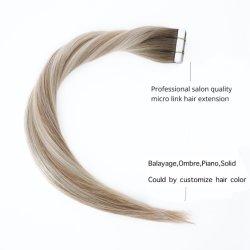 Salão de cordão Afro Kinky Curly rabo-de cabelo humano para a mulher Non-Remy Extensões de cabelo indiano Pony cauda por afro-americano