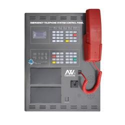 Aw-фт599 чрезвычайной пожарной панели управления системы телефонной связи