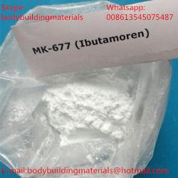 Mk677 Ibutamoren Sarms MK-677 Poudre pour perdre du poids de construction musculaire MK 677
