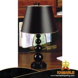 Lampes de lecture décorative noire avec de l'ombre (TL1231B)