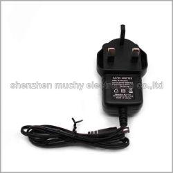 Бесплатный образец 15V адаптер переменного тока с UK разъем