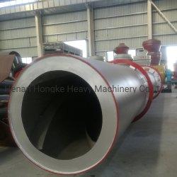 A China Areia secador rotativo para areia, Sluge, serradura