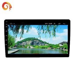 卸し売り人間の特徴をもつ車DVRの背面図ミラーのモニタGPS Bluetooth WiFi FMバックアップカメラ