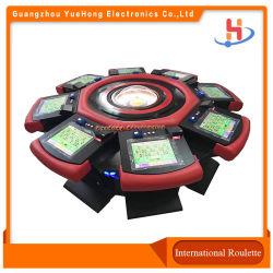 좋은 가격 전자 룰렛 기계를 노름하는 지적인 대성공 스페인어 버전