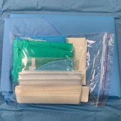 Kits de chirurgie dentaire jetables drapé/sacoche avec ce&ISO13485