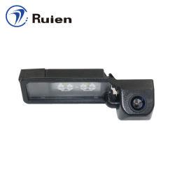 O OEM/ODM autêntica parte especialmente concebidos para a Lâmpada da Placa de Licença HD câmera carro /Dedicado Câmara Estacionamento/câmera para visão traseira para a Volkswagen Lamando