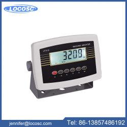 表示器の重量を量るLocoscのプラスチックハウジングデジタル
