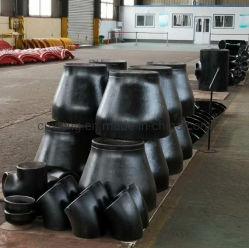 ASTM A420 Wpl6 soldadas de aço carbono redutor concêntrica do Tubo de Aço as conexões do redutor