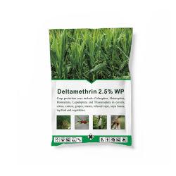 Haut de la qualité de la deltaméthrine 2,5 % wp