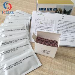 Азиатский Canivet Tick-2 Cdv Кнд Ab быстрый набор для тестирования