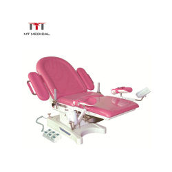Электрический пульт дистанционного управления Многофункциональный рабочий стол для акушерства и гинекологии