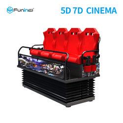 5D o equipamento de cinema/3D 4D 5D de Cinema em filmes de cinema de fornecedores do sistema