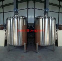 De 1000 litres d'engrais liquides industriels Mixer