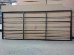 Ворота и ограждения конструкции из алюминиевого сплава алюминия ограждения