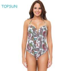 Nouvelles de grande taille pour les femmes de maillots de bain un morceaux Mesdames Sexy Bikini maillot de bain