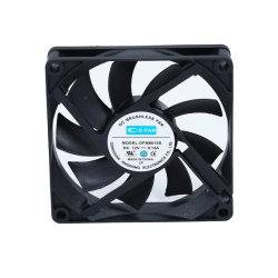 8015 Industial 모터 환기 배출 코일 냉각 공기 교류 DC 축 팬