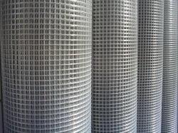 Rete metallica saldata acciaio galvanizzata Caldo-Tuffata ed elettrica