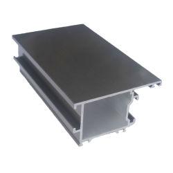 6063 T5 электрофорез штампованного алюминия профили для дверная рама перемещена Windows