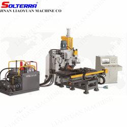 CNC 강철 플레이트 펀칭 마킹 드릴링 기계