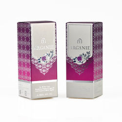 De Gift van de Flessen van het Parfum van de luxe maakt omhoog de Vakjes van het Document van de Verpakking van het Parfum van de Douane van de Essentiële Olie