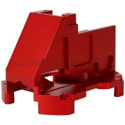 CNC di alta precisione che lavora per i pezzi meccanici